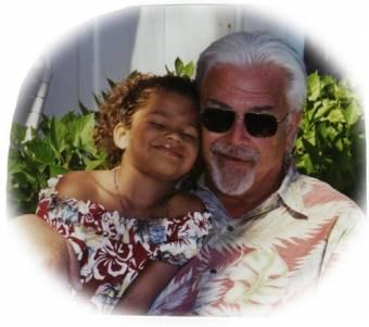 Zendaya Coleman y su abuelo