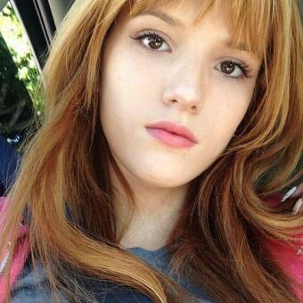 Bella Thorne. 2