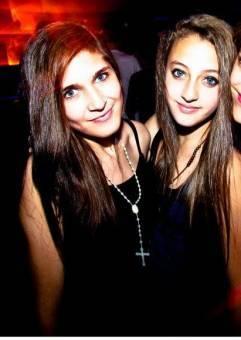 Yo con Vicky
