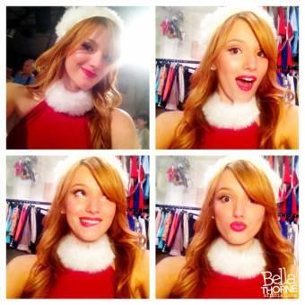 Bella en navidad