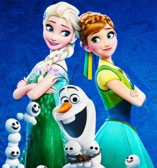 Imagenes de Frozen en HD y gifs Elsa y Anna - Taringa!