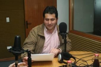 Jos� Pepe Hormazabal - Sinton�a Azul Radio Santiago