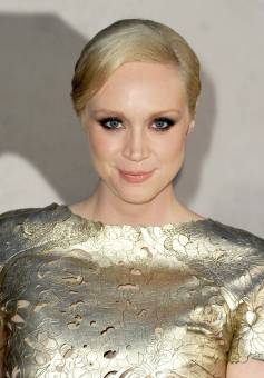 Gwendoline Christie. (Brienne de Tarth)