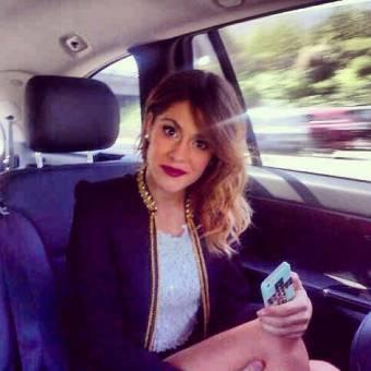 Estas son fotos nuevas de Tini,Estubieron en Barcelona grabando #Violetta3,aqui una fotos :