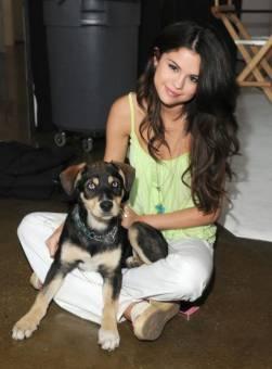 Selena y Baylor