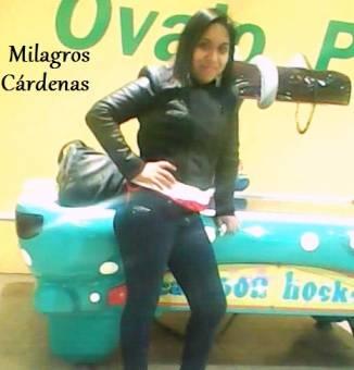 Milagros Lizbeth Cárdenas Marrufo