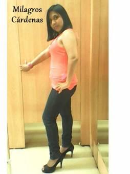Milagros Lizbeth Cárdenas Marrufo - Promoción 2009
