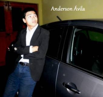 Luis Anderson Ávila Zavaleta - Promoción 2012