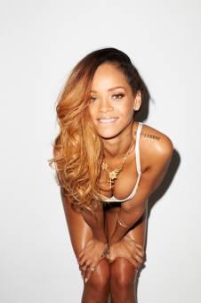 Sos preciosa y diosa como Rihanna.