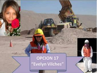 Evelyn Vilches
