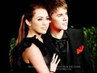 Miley y Justin