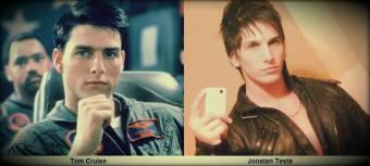 Tom Cruise & Jonatan Testa
