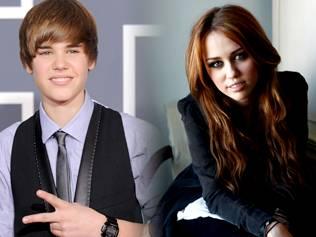 Justin & Miley