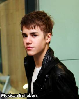 Justin Drew Bieber!