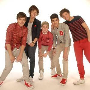One Direction .