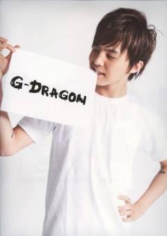 g-dragon - bigbang