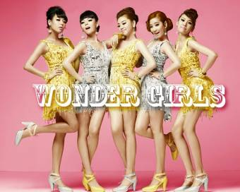 WONDER GIRLS*
