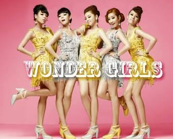WONDER GIRLS*
