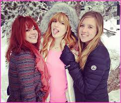 ME WITH BELLA AND OTHER FRIEND