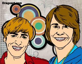 Kendall y James
