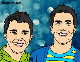 Carlos y Logan