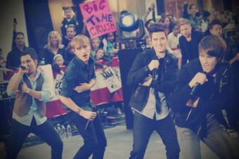 Big Time Rush- worldwide