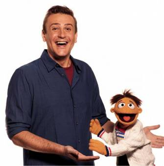 jason segel - los muppets
