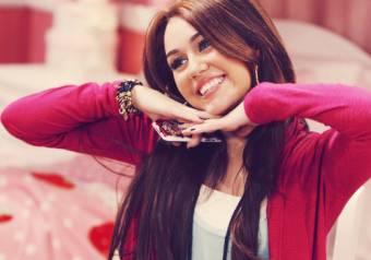 Miley Cyrus- you