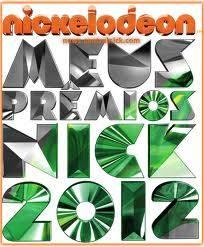 meus premios nick 2012