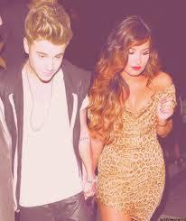 Demi Lovato y Justin Bieber (Si)