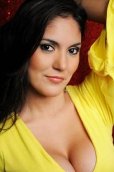 Karla Pazan (equipo naranja)