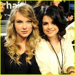 taylor swift y selena gomez