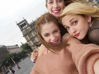 Martina,Mercedes y Clara