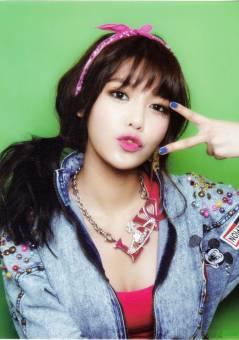 Sooyoung.
