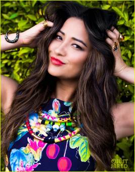 Sahy Mitchell (Emily Fields)