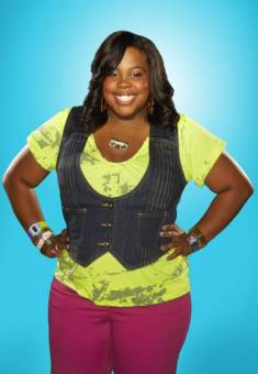 Mercedes Jones (Amber Riley)