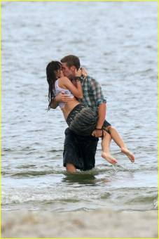 Miley y Liam (Preciosos )