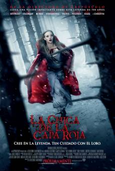 Chica De La Capa Roja