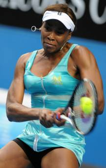 Venus Williams (ESTADOS UNIDOS)