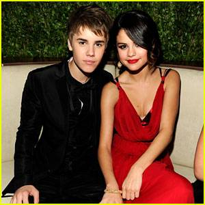 Justin y Selena :P