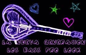 La Nueva Generación Los Bass Pro Look
