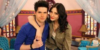 Eleazer Gomez Con Macarena Achaga