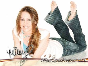 MILEY DE ADOLESCENTE.