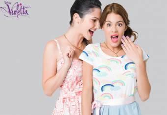 Violetta y Francesca.