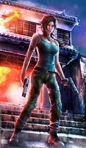 Lara Aventure Guns