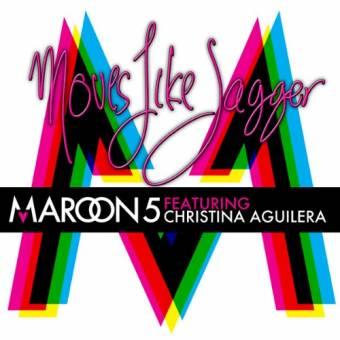 Maroon 5 Feat Christina Aguilera - Moves Like Jagger