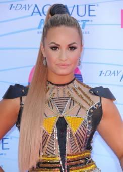 Demi Lovato--10º