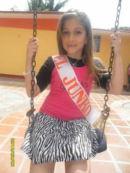 Maria Alejandra, PARROQUIA El Junko