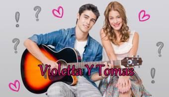 Violeta y Tomas