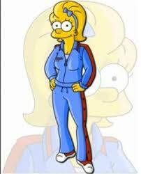 Maggi Simpson adulte